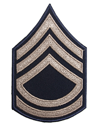 Technical Sergeant, Rayon, (Pair)