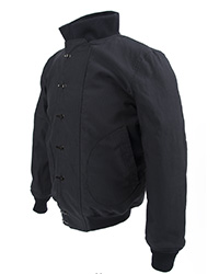 Factory Seconds 2nd Model Navy Deck Jacket, Closeout