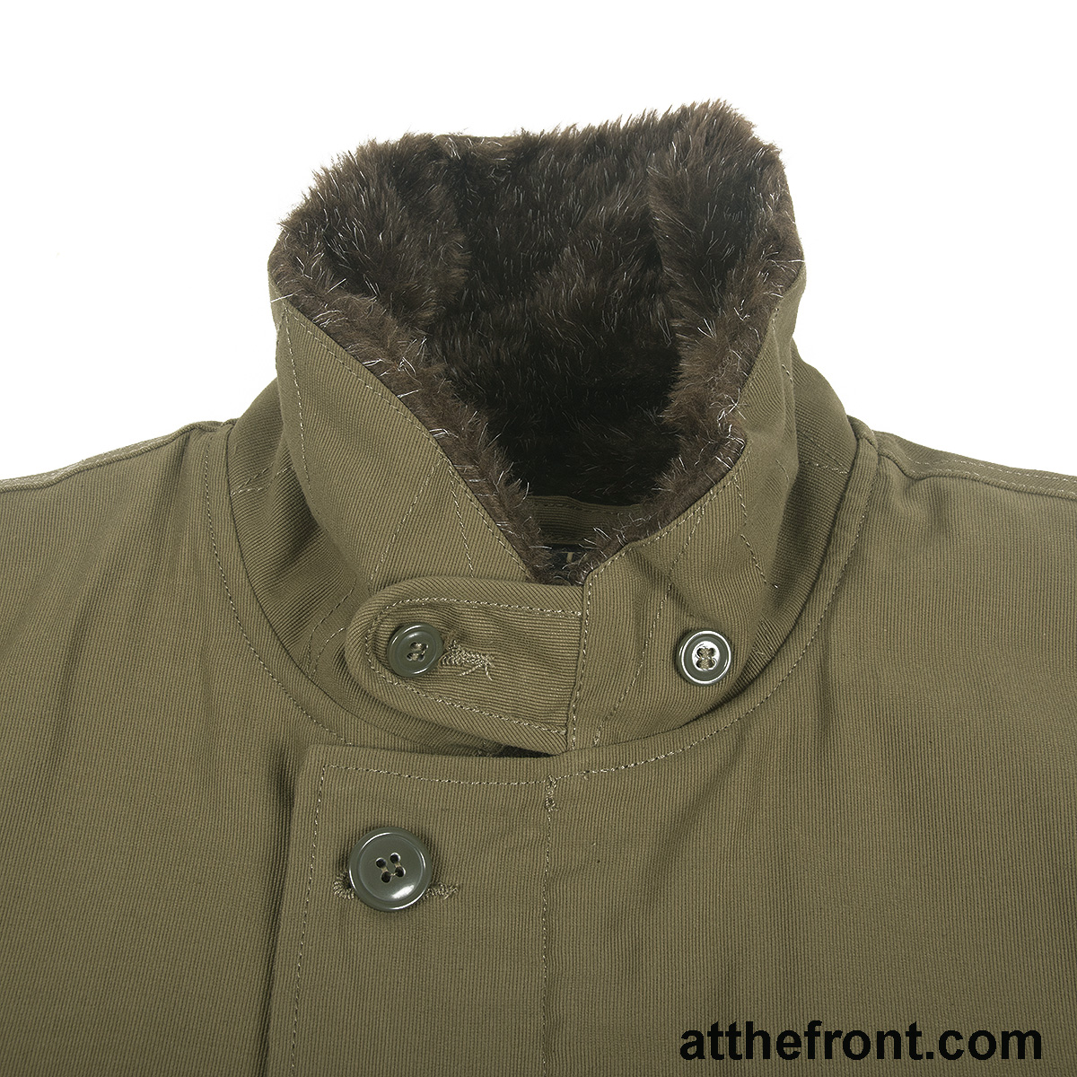 12243c378b6 Reproduction of the iconic WWII Navy N1 Deck Jacket. Like all of our  uniforms