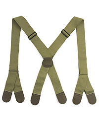 US WWII Trouser Suspenders