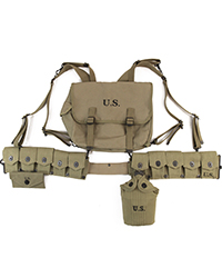 Paratrooper Webgear Package