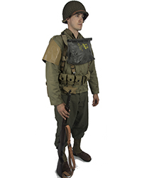 WWII D day Infantryman Package