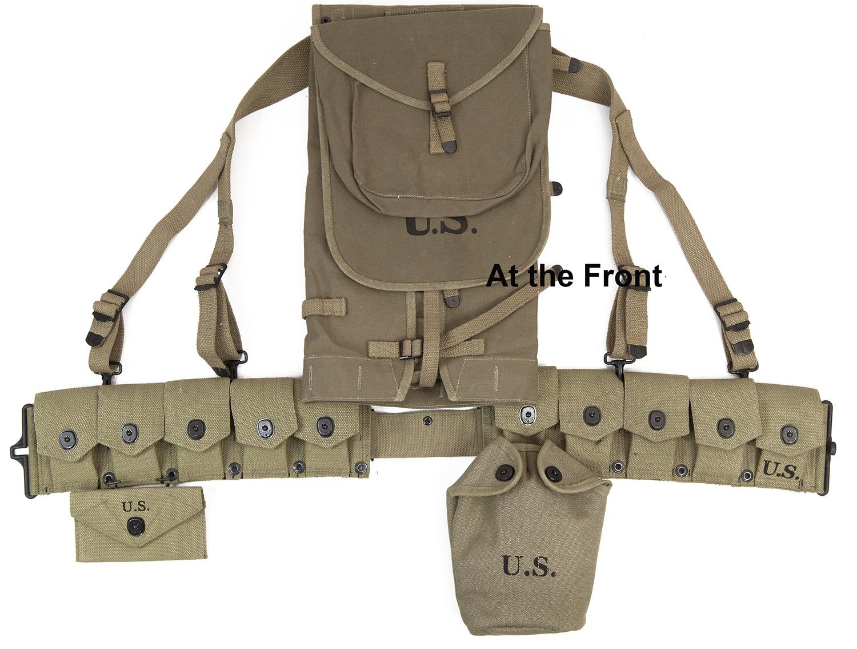 US Infantry Webgear Package