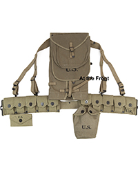 US Infantry WW2 Webgear Package