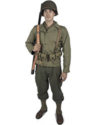 WWII Infantryman Package