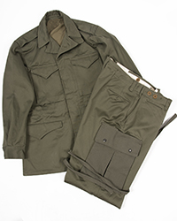 M1943 Paratrooper Uniform Package