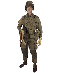 Normandy Paratrooper Package