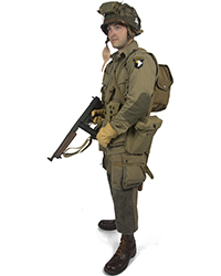 WWII 506th Paratrooper