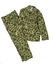 Army Camo HBT Package