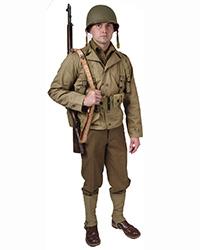 WWII Infantryman Package