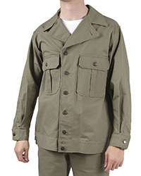 1st Pattern HBT Jacket