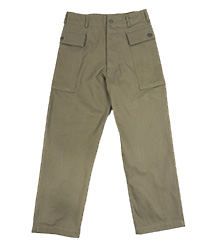 Light Shade HBT Trouser