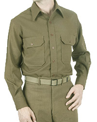 US M37 Wool Shirt