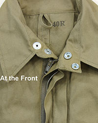 Olive Drab No. 3 Cotton Twill