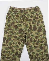 Army Camo HBT Trousers