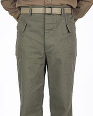 Dark Shade Army HBT Trouser