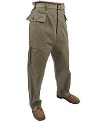Light Shade HBT Trouser