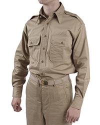 Army Officer Khaki Shirt