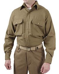 US M37 Wool Shirt