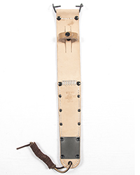 """Barwood"" U.S. M6 Scabbard, Made in USA, Natural"