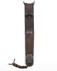 """Barwood"" U.S. M6 Scabbard, Made in USA, Aged"